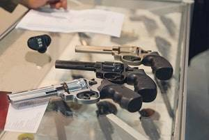 Plainfield, IL criminal defense attorney weapons charges