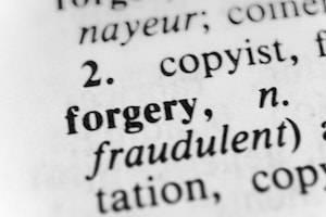 Will County forgery defense attorney