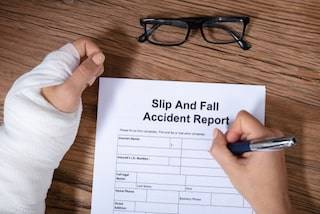 Will County personal injury attorney slip and fall
